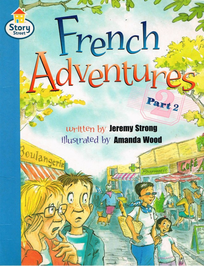 French adven 2 cover
